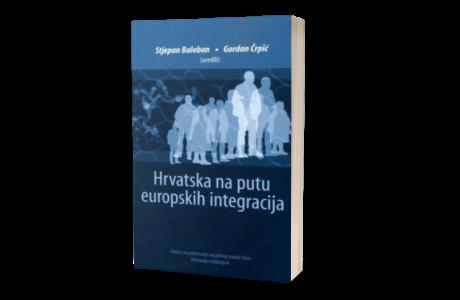 knjiga book Hrvatska-na-putu-europskih-integracija
