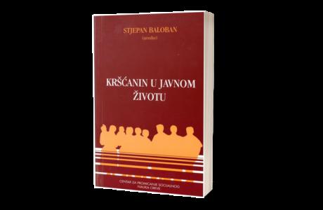 Kršćanin-u-javnom-životu-4 knjiga book