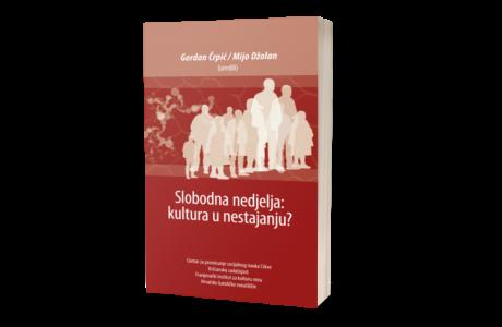 knjiga book slobodna-nedjelja-kultura-u-nestajanju